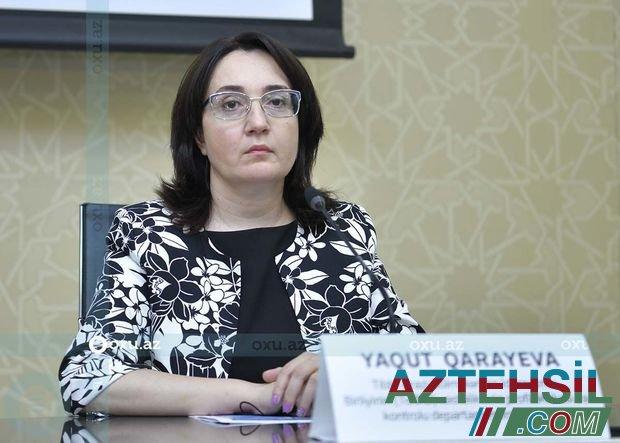 """Yaqut Qarayeva: """"Son günlərdə yoluxma sayı 5 faiz artıb"""" – VİDEO"""