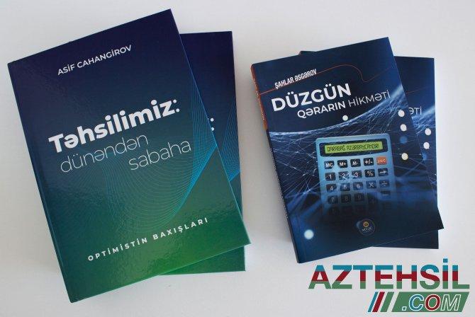 Kitab təqdimatı keçirilib -FOTO