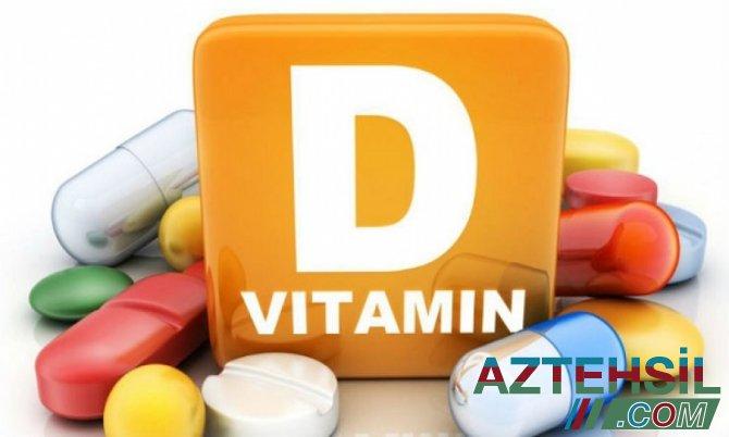 D vitamini əskikliyindən yaranan 10 XƏSTƏLİK
