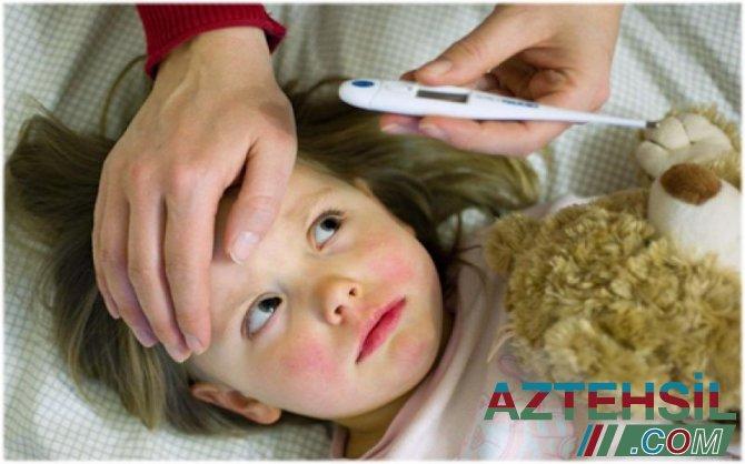Nazirlikdən uşaqlar arasında virus xəstəliyinin geniş yayılması ilə bağlı MÜNASİBƏT