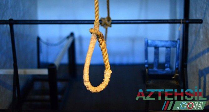 Azərbaycanda şagird intihar etdi