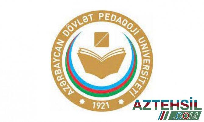 ADPU-da təkrar ali təhsil və yenidənhazırlanma təhsili almaq üçün sənəd qəbulu davam edir