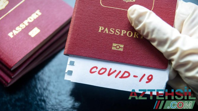 COVID-19 pasportu olmayan müəllimlərə məhdudiyyətlər olacaq - RƏSMİ