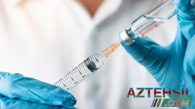 İsraildə 12 yaşdan yuxarı yeniyetmələrin vaksinasiyasına başlanıb