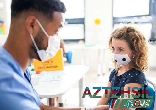Türkiyədə 12 yaşdan yuxarı uşaqların vaksinasiyasına başlanır