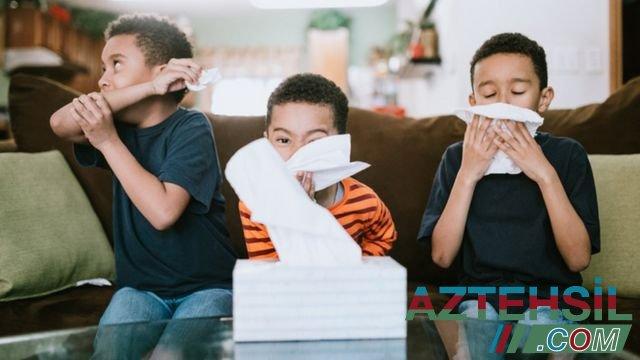 Uşaqlar kütləvi şəkildə az tanınan virusa yoluxmağa başlayıblar