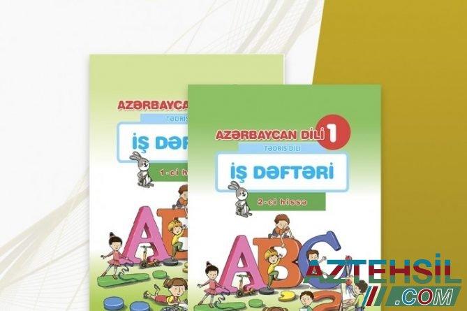 İbtidai siniflər üçün Azərbaycan dili və riyaziyyat dərslik komplektləri hazırlanıb