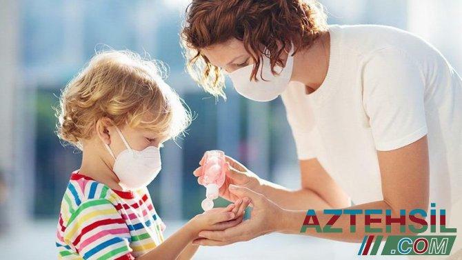 Uşaqlarda koronavirusun əsas simptomları hansılardır?