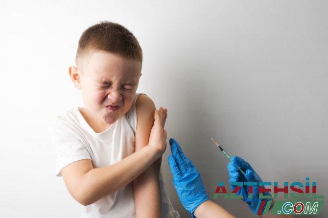 Slovakiyada beş yaşdan yuxarı uşaqların vaksinasiyası başlanır