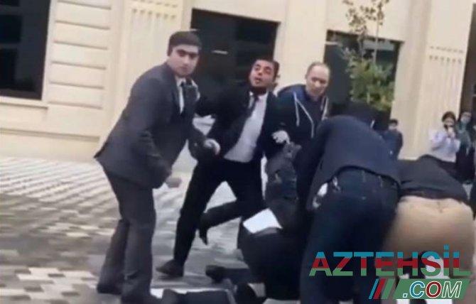 Bakıdakı məşhur məktəbdə RƏZİLLİK: Valideyn...