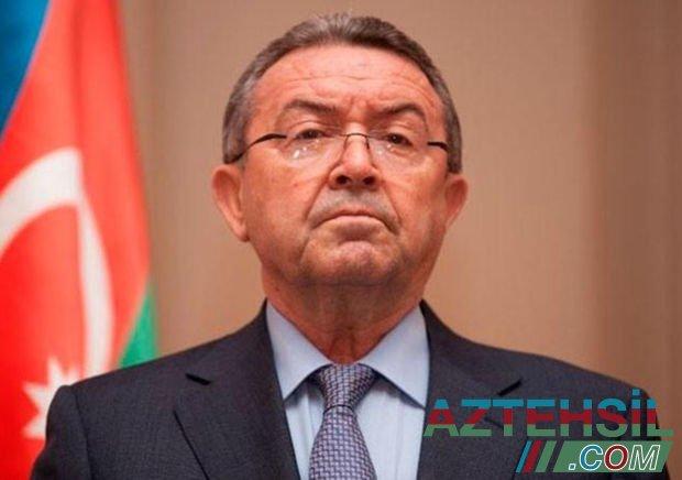 Prezident Misir Mərdanovu təltif etdi - VİDEO