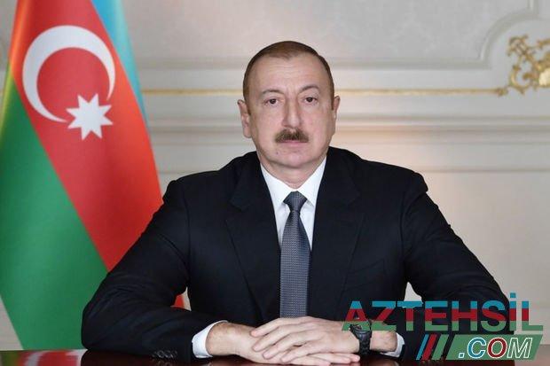 İlham Əliyev Müstəqillik Günü haqqında yeni qanunu imzalayıb